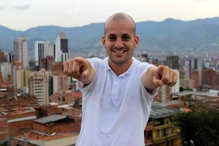 santiago loco